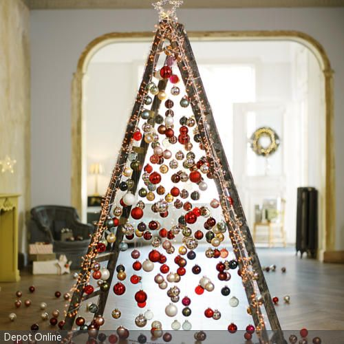 zu weihnachten kann man seiner kreativit t freien lauf. Black Bedroom Furniture Sets. Home Design Ideas