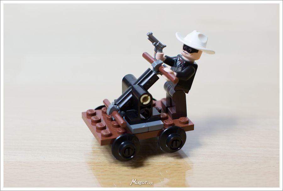 30260 론레인져 펌프카 봉다리 - Lone Rangr's Pump Car