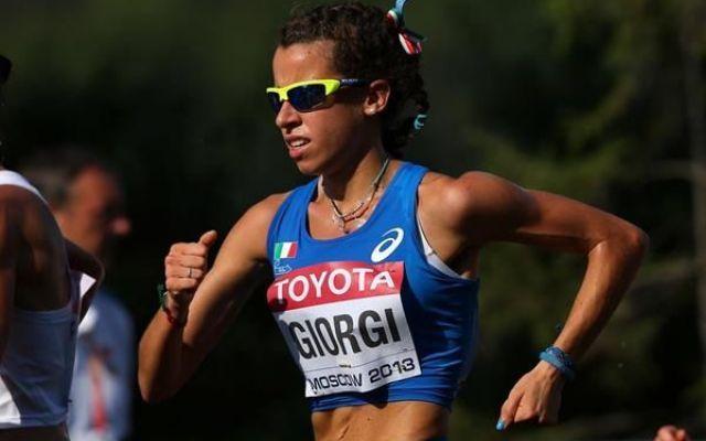 atleticanotizie:Oggi Eleonora Giorgi in gara a La Coruña nella prova spagnola del Challenge IAAF di marcia #eleonoragiorgi