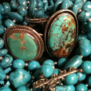 Native American Turquoise  Santa Fe, NM