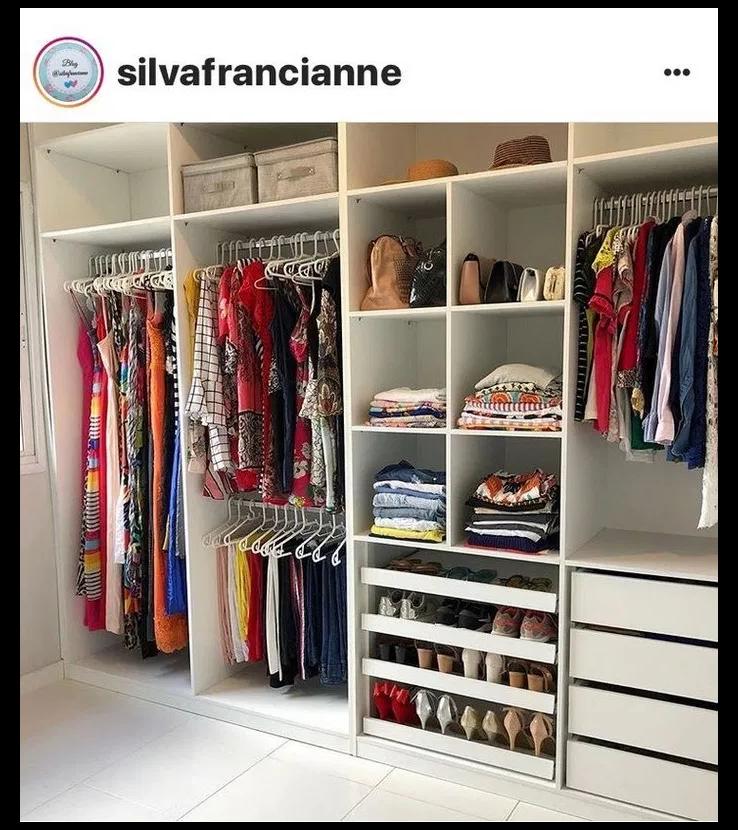 storage ideas bedroom wardrobe