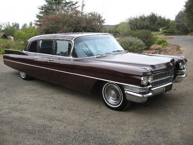1963 Cadillac Fleetwood 75 for Sale I just come across this kind of