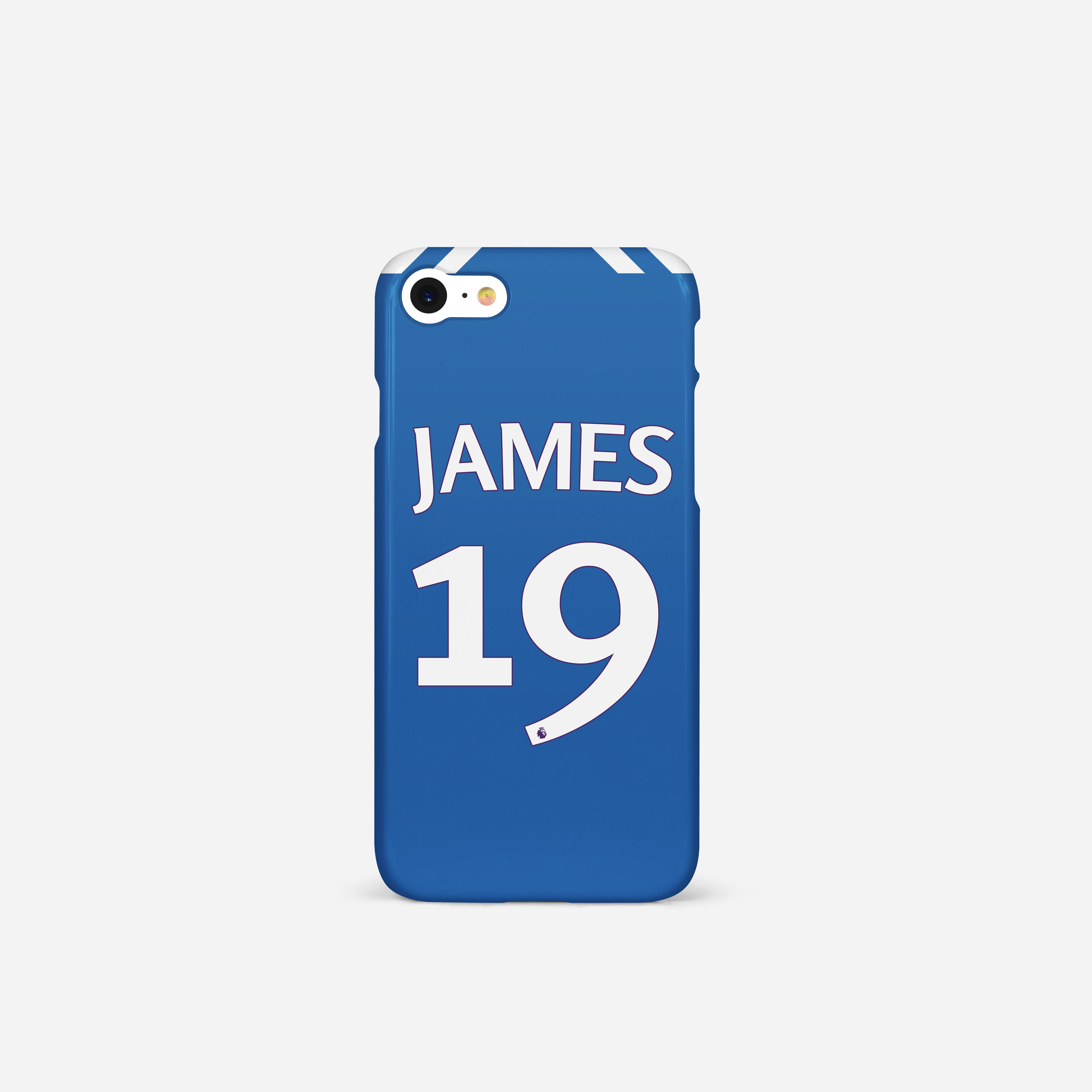 James Rodriguez Everton 19 Phone Cases Case Phone
