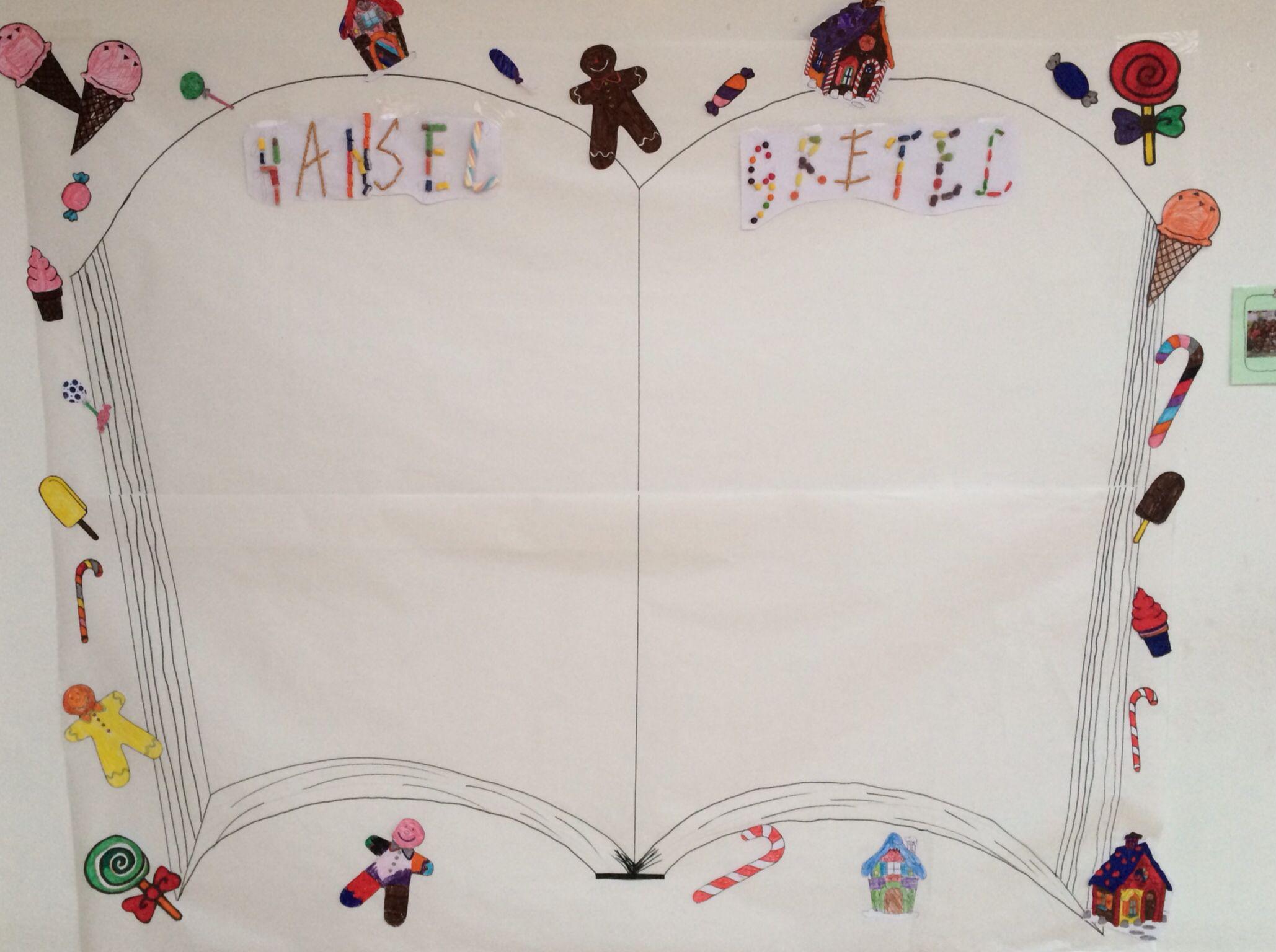 Dia Del Llibre Hansel O Gretel 5 Anys