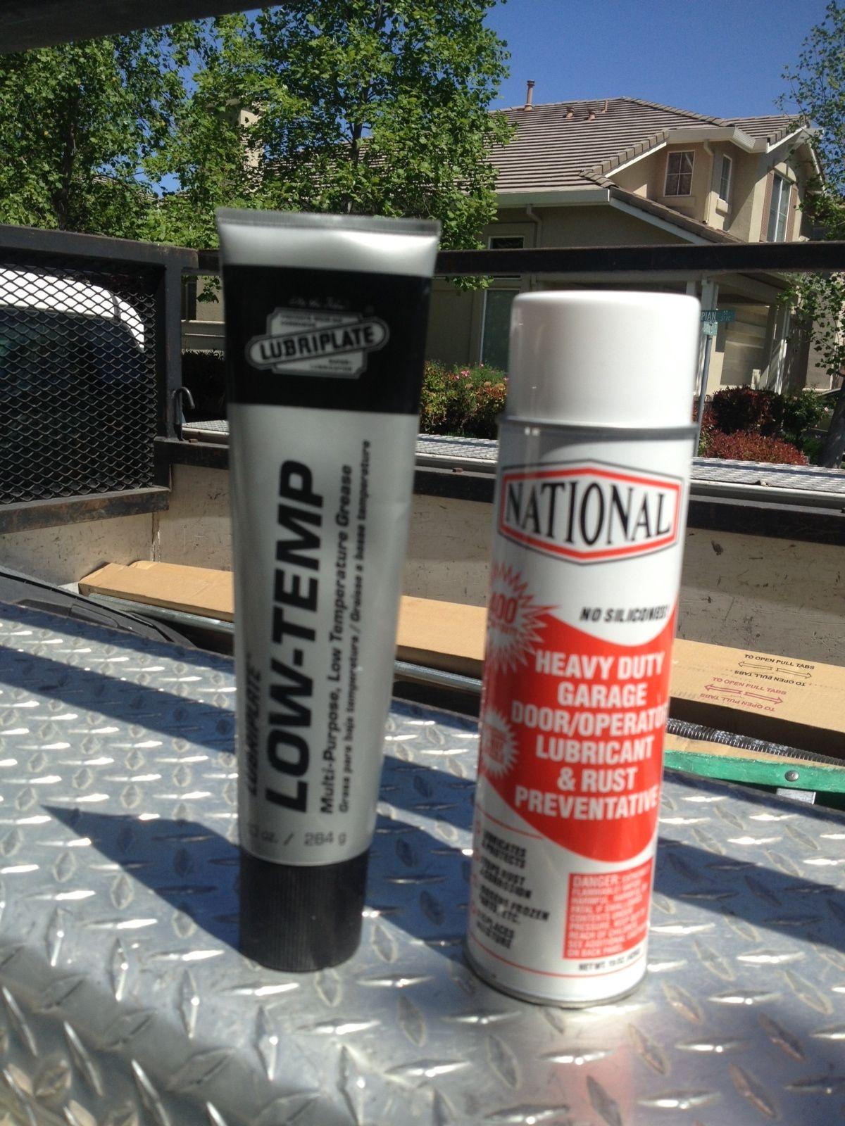 Best Lubricant For Garage Door Opener Chain Httpvoteno123