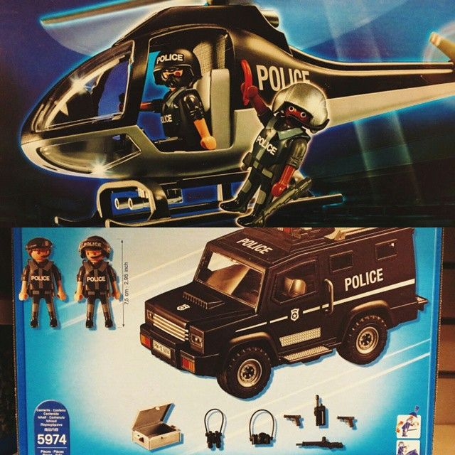 Swat Playmobil Acclimate Your Kids To A Police State This Christmas Swat Playmobil Wtf Merrychristmas Playmobil
