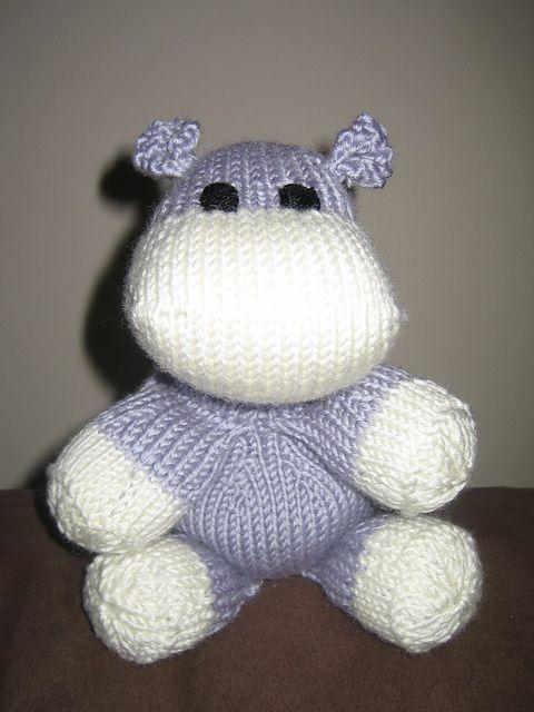 Free Pattern: Mybootee Sock Hippo by Bobbi Padgett | Knit ...