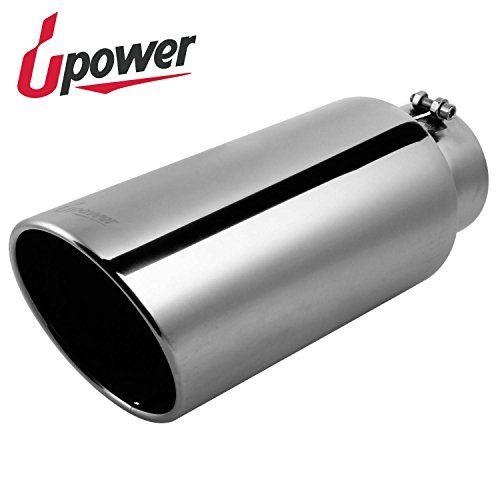 SmartParts 610500 5 Zinc Plated Round U Bolt Saddle Exhaust Clamp