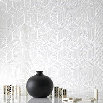 White Hexagon Removable Wallpaper Geometric Self Adhesive Etsy Hexagon Wallpaper Removable Wallpaper Hexagon Pattern