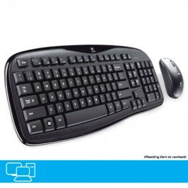 Een draadloos toetsenbord en muis. Ideaal als u geen onnodige kabels op uw bureau wilt hebben. Gebruik je de computer niet? Doe het toetsenbord en muis in uw lade en u heeft het gehele bureau weer voor uzelf! Nu voor slechts €29,00 (incl. BTW) met gratis verzending.