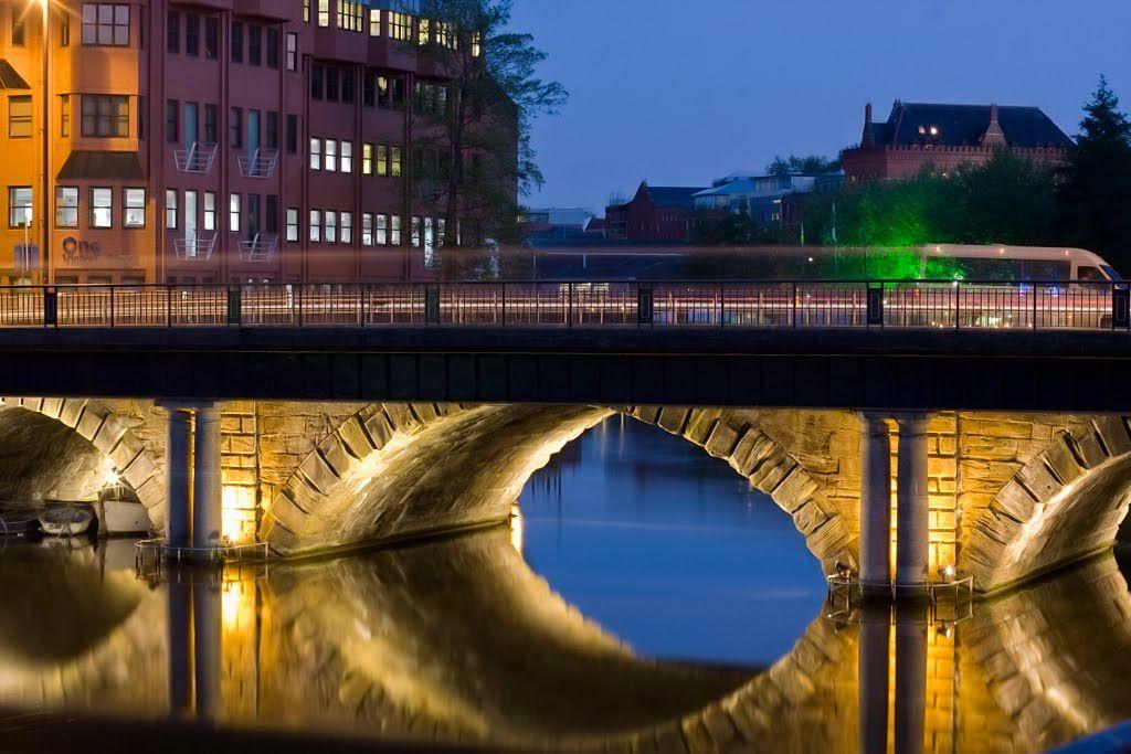 Bristol, a bridge.