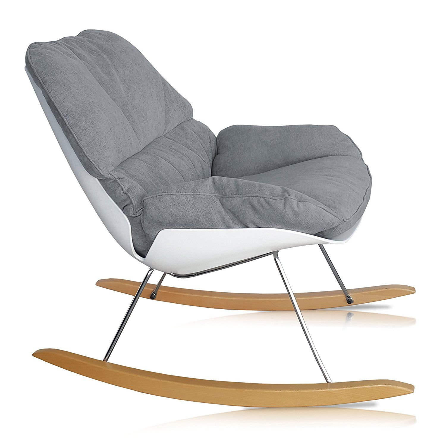 This Nursery Rocking Chair By P Kolino Would Look So Nice In A Modern Kid S Room