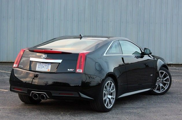 Cts Cadillac Ctc Coupe