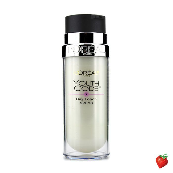 L'Oreal Youth Code Day Lotion SPF 30 (Unboxed) 30ml/1oz #LOreal #Skincare #StockingStuffers #Beauty #Gifts #Christmas #GiftIdea #OnlineShopping #FreeDelivery #StrawberryNET
