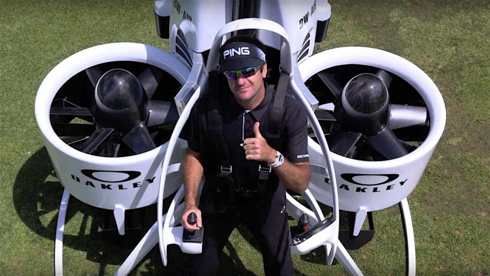 23++ Bubba watson jetpack golf cart viral