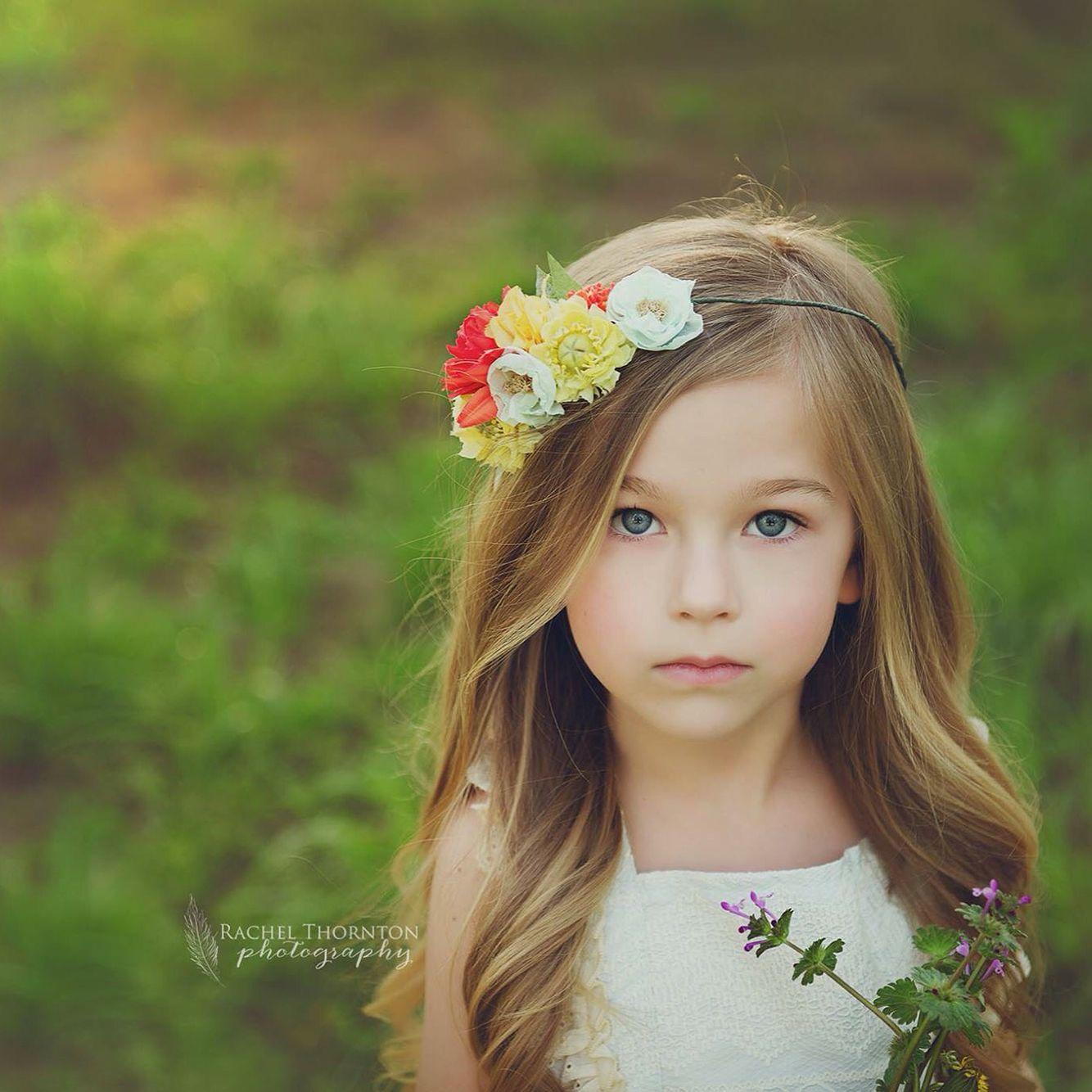 Flower halo by lavish photo taken by rachel thornton photography