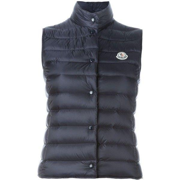 166272b30596 new release 3a7f3 b0b07 moncler padded waistcoat - deteksinewsonline.com