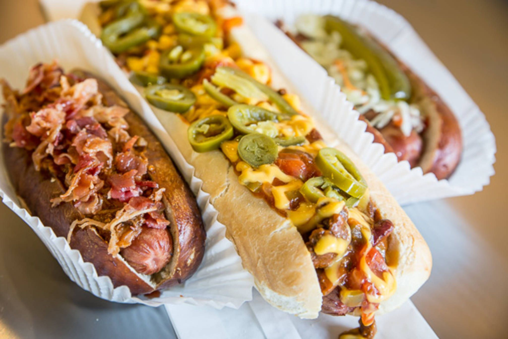 The Best Hot Dogs In Toronto Easy Grilling Recipes Hot Dogs Grilling Recipes