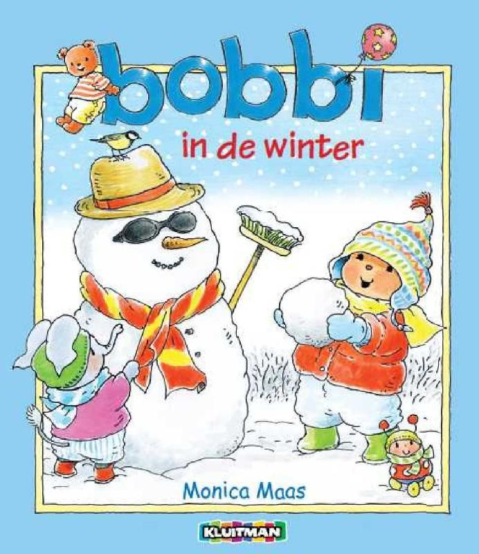 Monica Maas - Bobbi in de winter