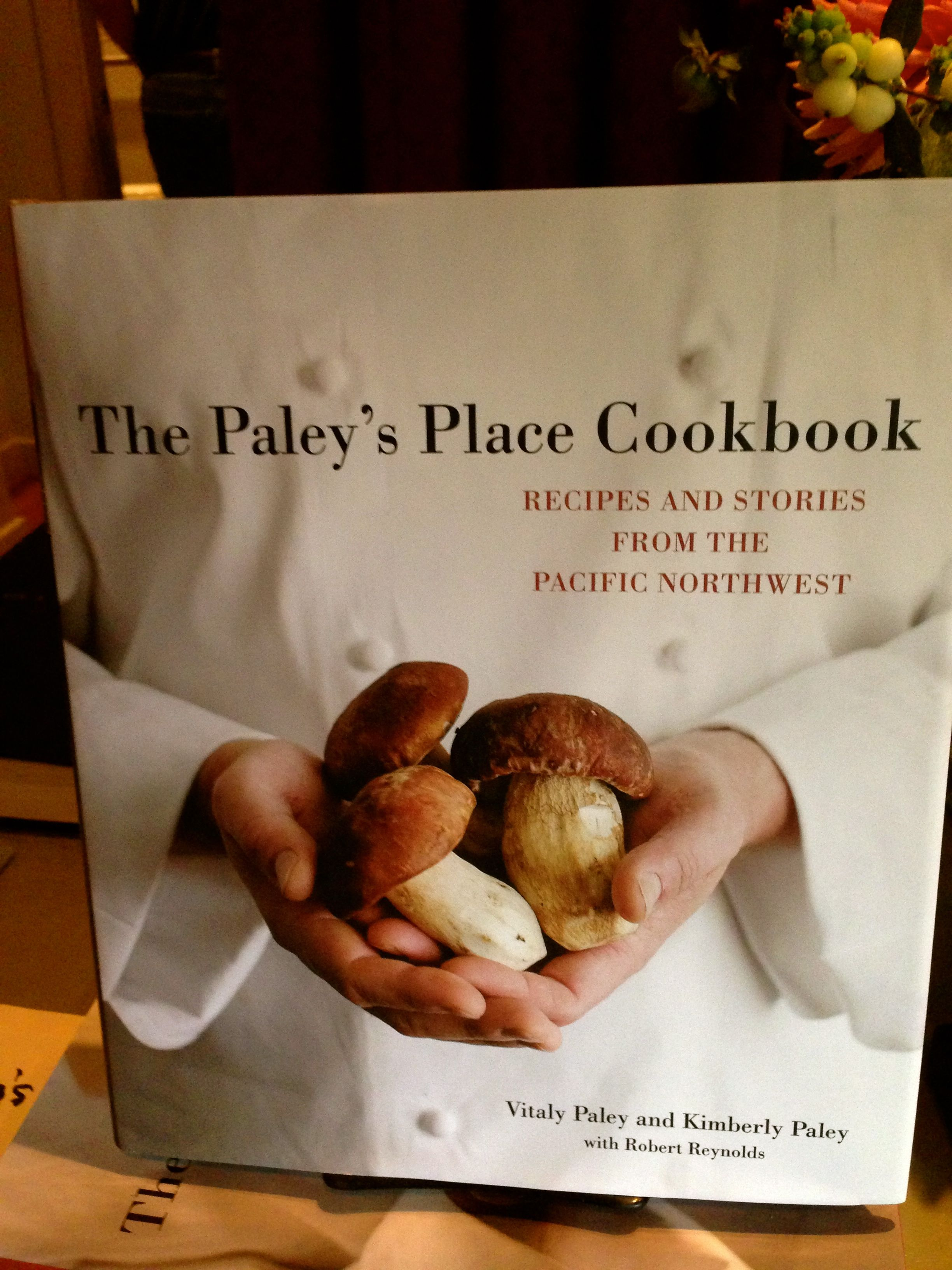 The Paley's Place Cookbook!
