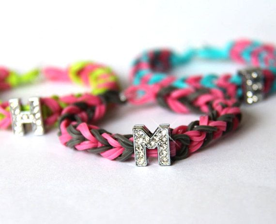 Personalized Christmas Gifts Ideas Rainbow Loom By