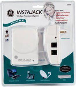 Best Price On GE TL86597 InstaJack Wireless Phoneline Jack See Details Here