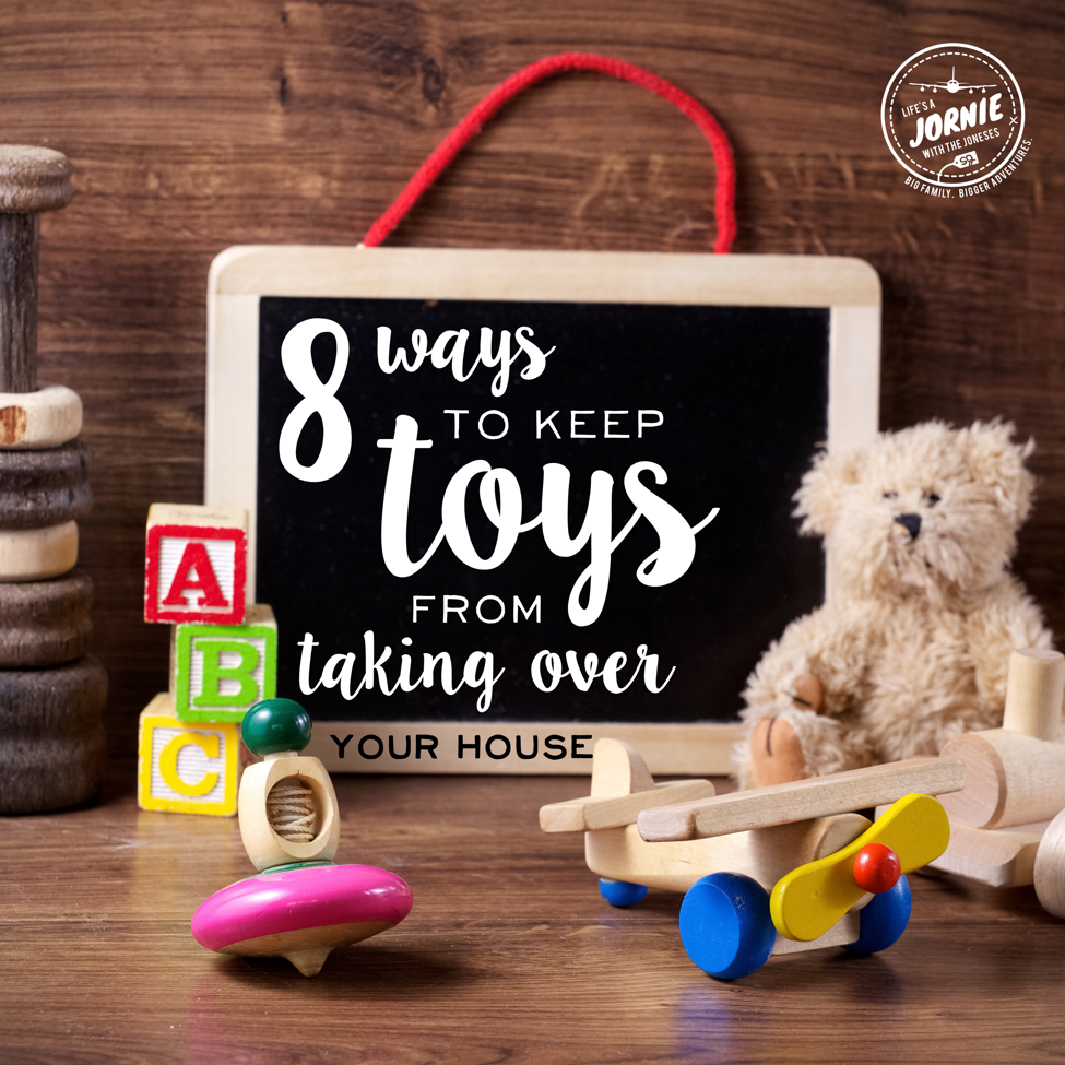 Toys for kids 8 and up  Keep toys from taking over  Toy Organizations and Organizing