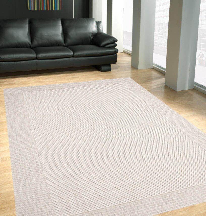 Nz Wool Cream Bone Colour Floor Rug