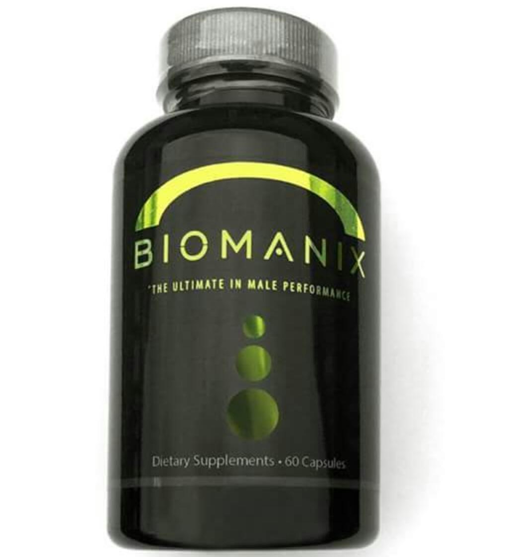 Biomanix Herbal Medicine For Make Size Big And Increase Stamina