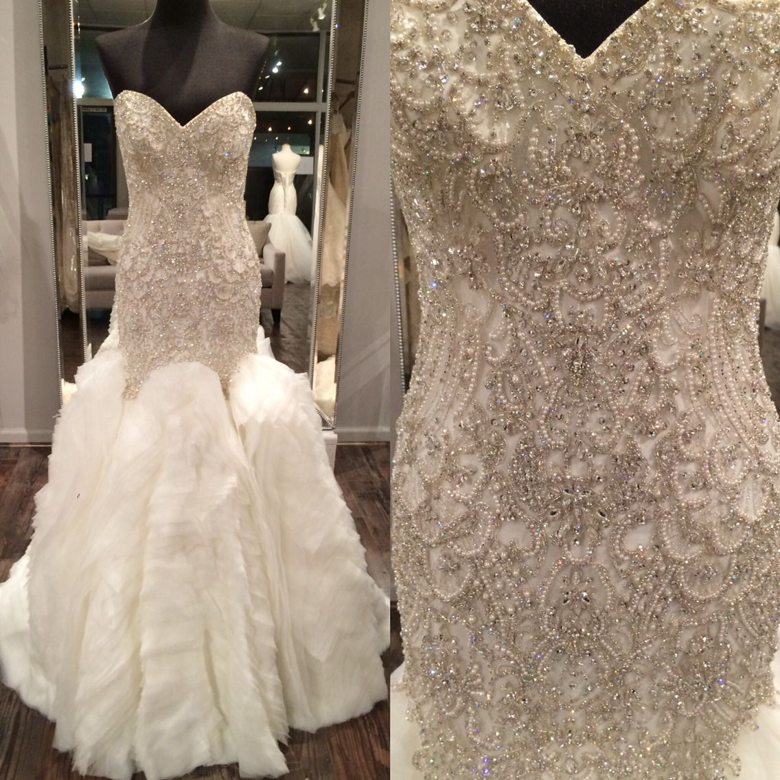 Allure Couture Bridals. Call to schedule an appointment. Del Mar, CA ...