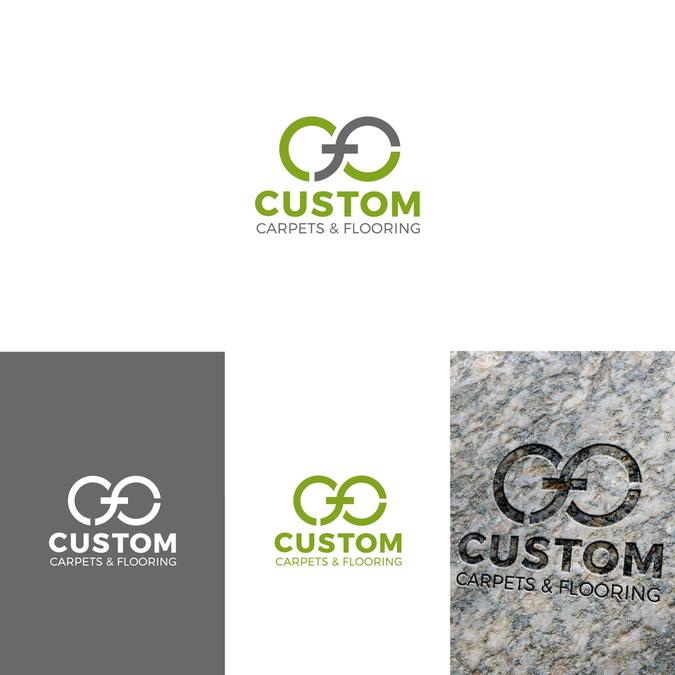 Flooring Business Needs Standout Logo By Morgan 99 Business Design Custom Carpet Logo Design