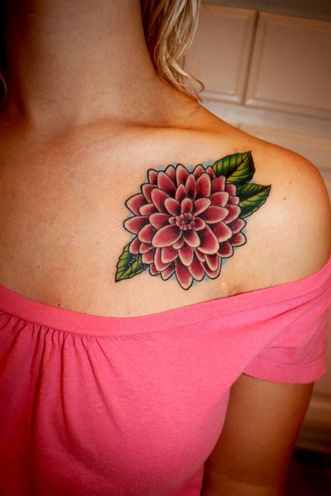 the dahlia tattoo is coming | beautiful | pinterest | tatouages