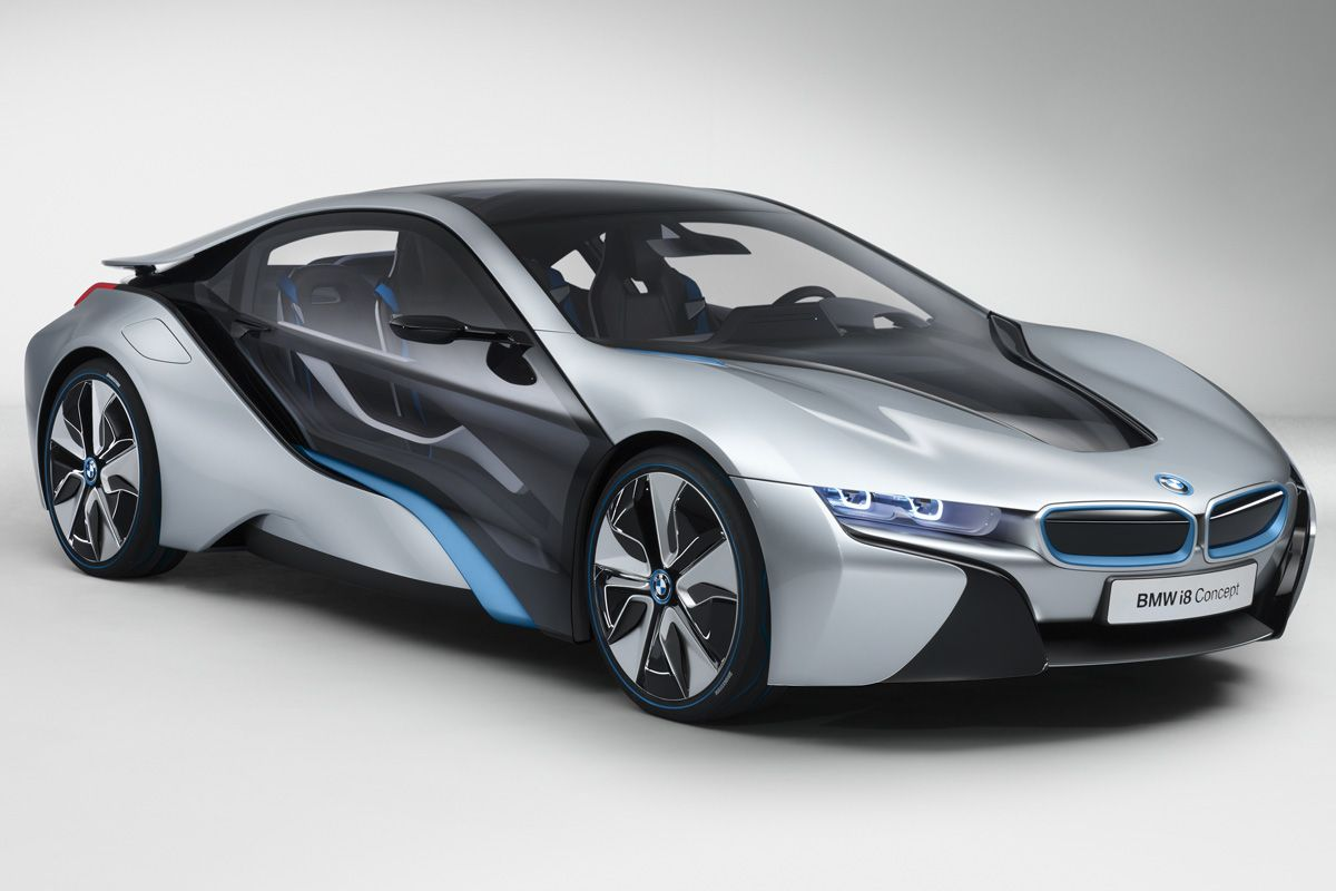 Bmw I8 Hybrid 2013 Main Jpg 1200 800 Hybrid Sports Car Bmw Electric Car Bmw Sports Car