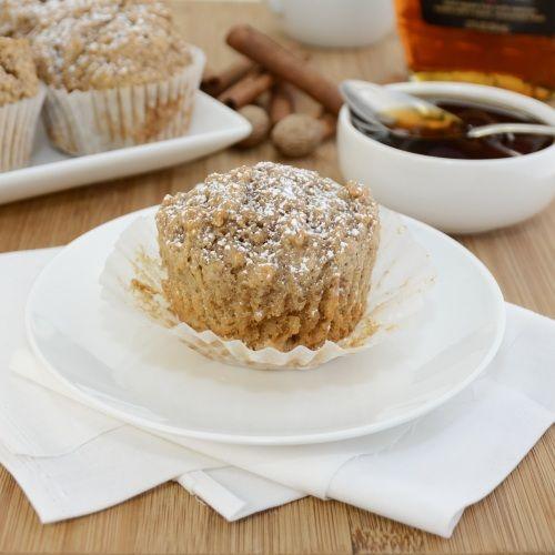 French toast muffins!! Yum!