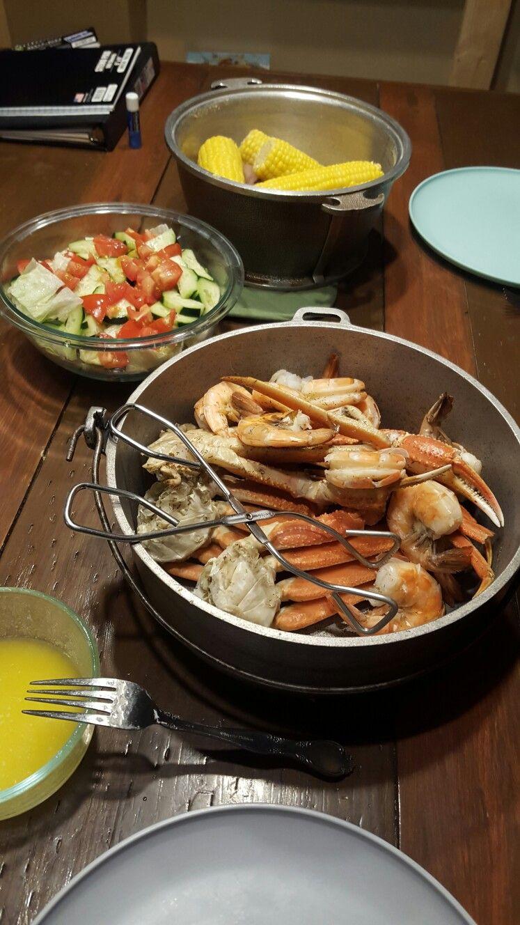 Get Shrimp Pot