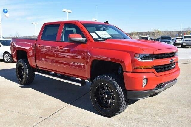 2016 Chevrolet Silverado 1500 Z71 Lifted Chevy Trucks Silverado