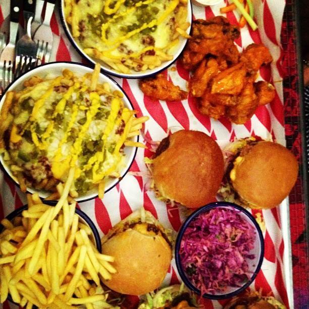 Meat Mission, London.