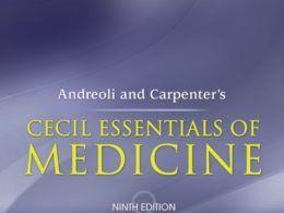 Andreoli And Carpenter S Cecil Essentials Of Medicine 9th Edition