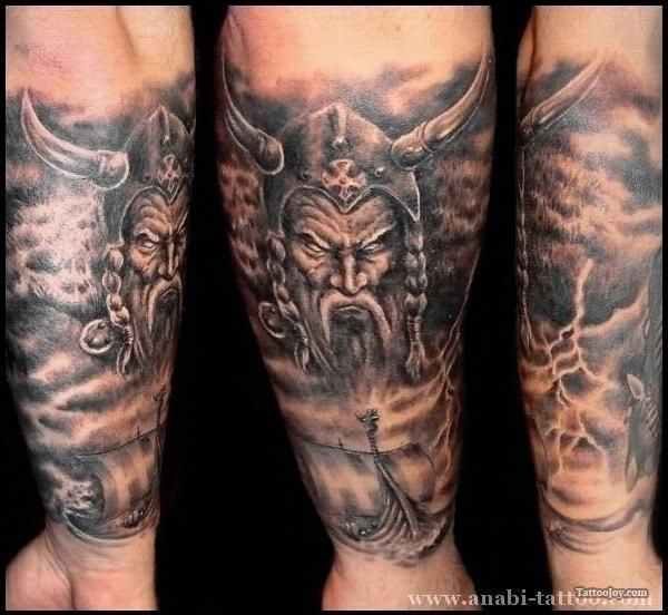 viking tattoos yahoo image search results nordic pinterest wikinger wikinger tattoo und. Black Bedroom Furniture Sets. Home Design Ideas