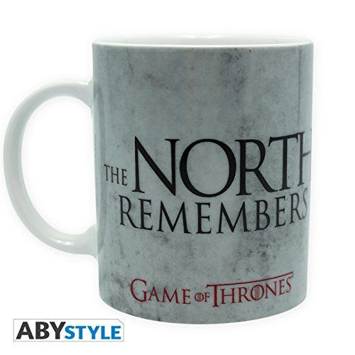 Mug 3760116330145 ABYstyle Game Of Thrones Stark