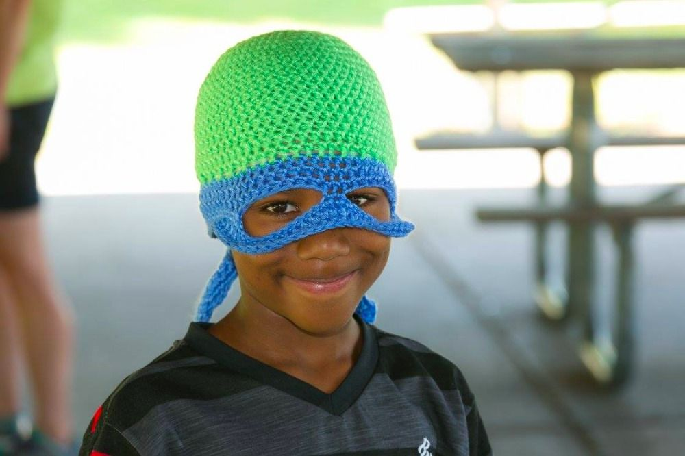 The Magic Yarn Project creates soft and beautiful yarn wigs and superhero  beanies for little warriors who are bravely battling cancer. 6631f048997
