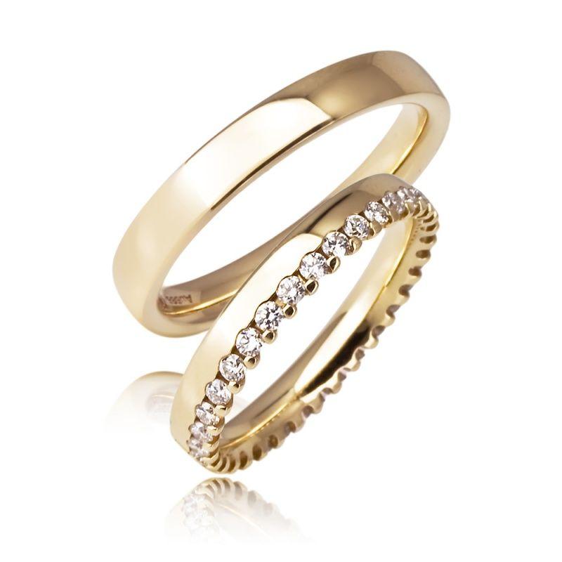 Anillos de boda – GO123514-G, € 2,295.00