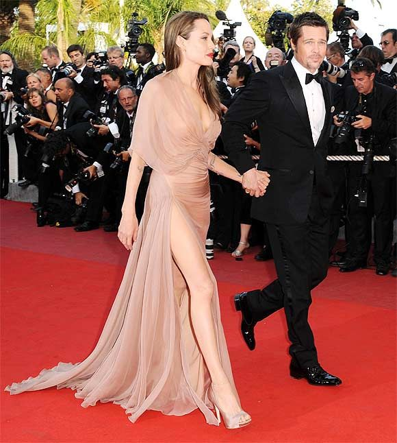 Angelina jolie naked dress up