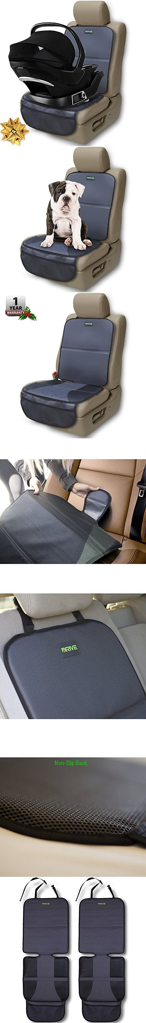Car Seat Protector (2-Pack) by Drive Auto Products - Best Protection ...
