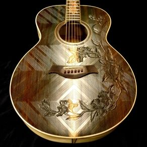 Ooh La La Custom Acoustic Guitars Beautiful Guitars Guitar