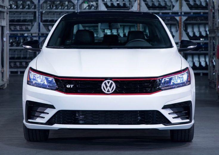 Volkswagen Of America >> Volkswagen Of America Inc Debuted The 2018 Passat Gt