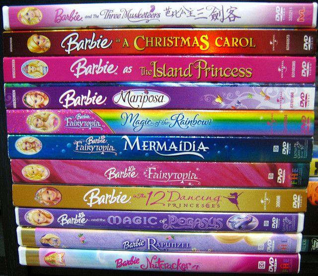 Barbie Movies Barbie Movies Barbie Movies List Barbie