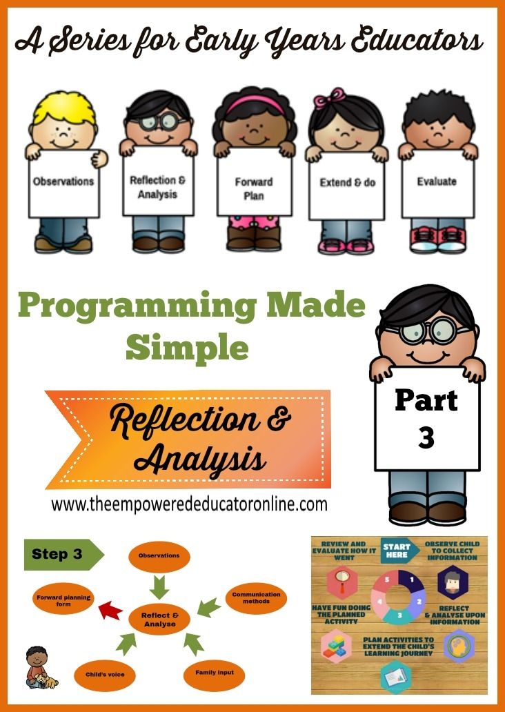 Educator Programming Made Simple