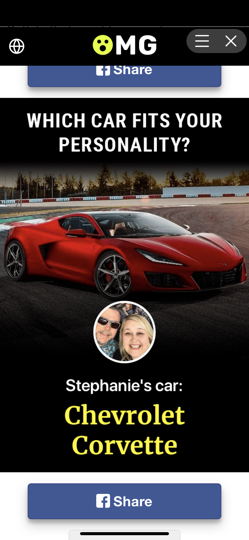 Pin By Stephanie Swindell On Fun Quizzes In 2020 Fun Quizzes Chevrolet Corvette Fun