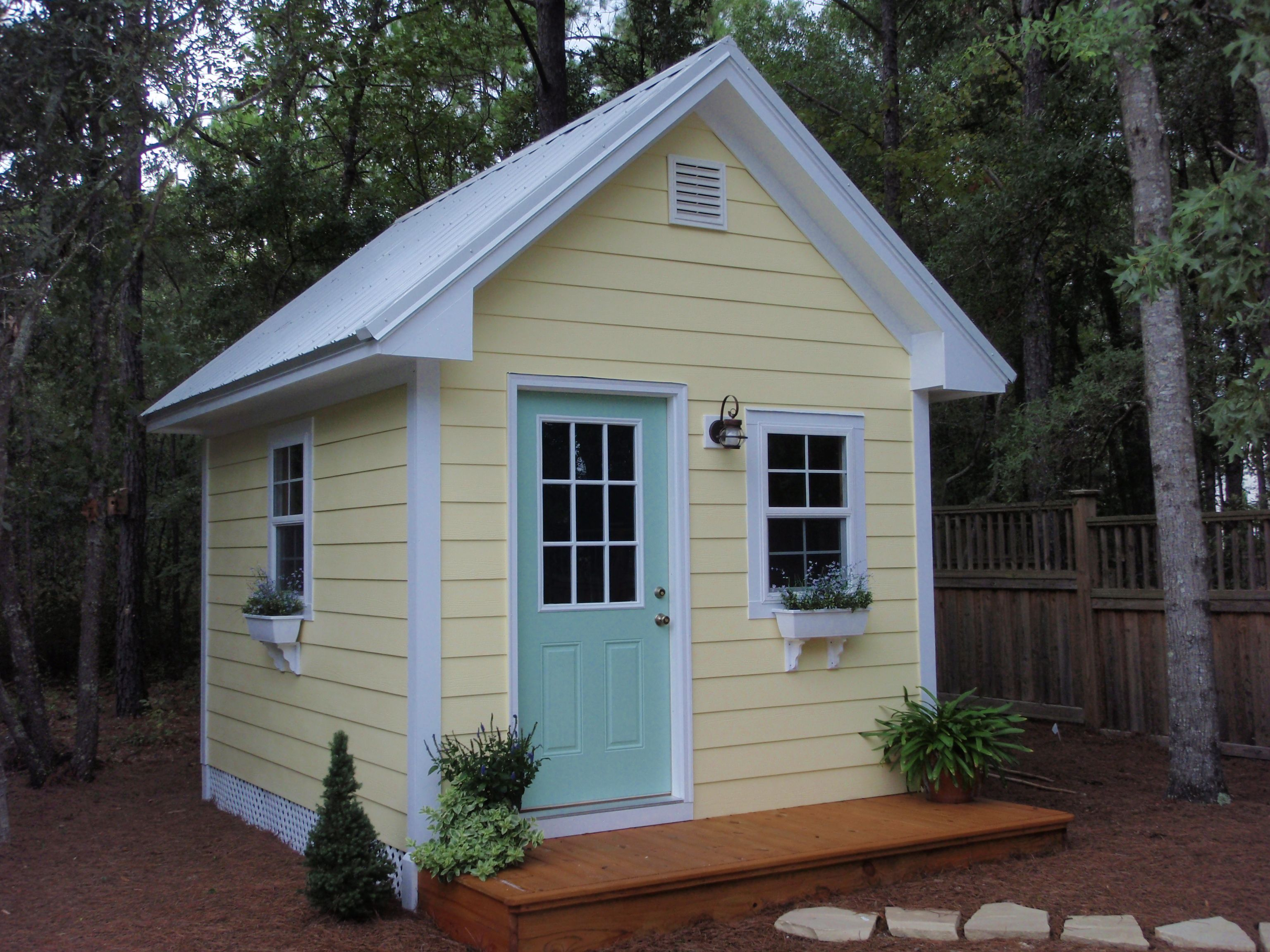 Multipurpose Outdoor Shed Raleigh Wooden Storage Building In